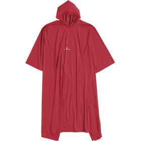 Ferrino Poncho, red